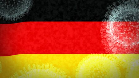 coronavirus infects Germany, an epidemic that explodes uncontrollably