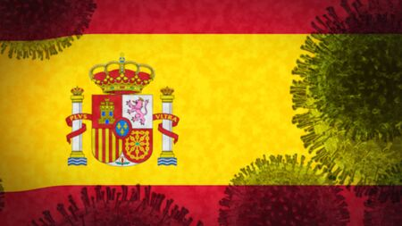 coronavirus infects Spain, an epidemic that explodes uncontrollably