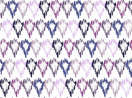 Abstract ethnic seamless pattern background boho style