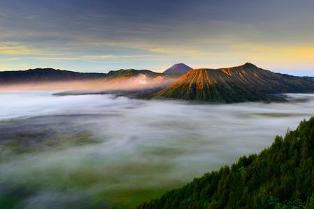 Mt.Bromo,Java,Indonesia photo
