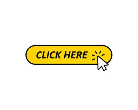 Click here button with cursor icon.