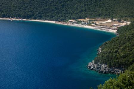 Antisamos beach, island Cephalonia (Kefalonia), Greece