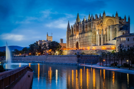 Cathedral of Palma de Mallorca photo