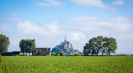 st  michel: Mont St. Michel Brittany France