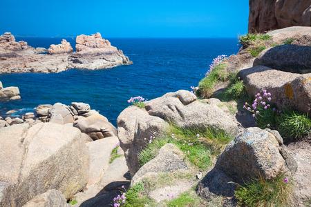 ploumanach: Ploumanach Cotes granites rose Brittany France