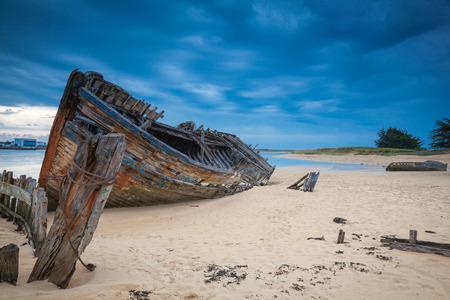 Shipwreck Stock Photos And Images - 123RF