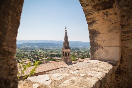 luberon: Saturnin Provence France