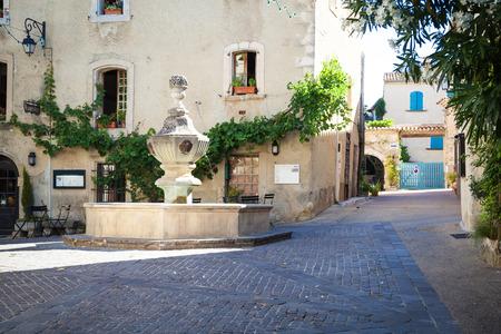 Venasque Provence France