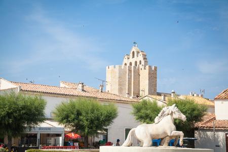 Ste. Marie de la Mer Provence France