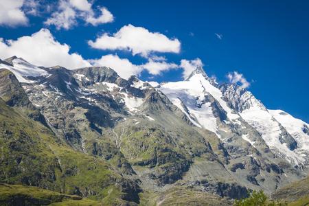 grossglockner: Grossglockner in the Hohe Tauern National Park