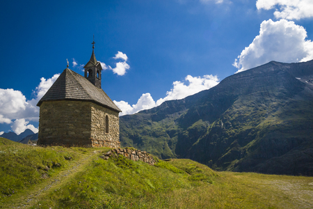 grossglockner: Grossglockner in the Hohe Tauern National Park