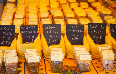 culinary tourism: Products at the markets of Mallorca