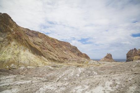 stone volcanic stones: Volcanic landscape New Zealand