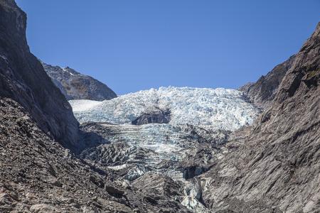 josef: Franz Josef Glacier South Island New Zealand