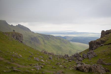 skye: Trotternish landscape, Isle of Skye, Scotland