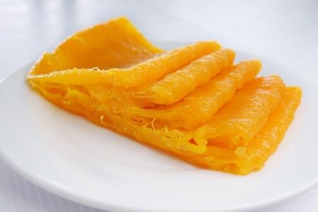 Heerlijke Thaise snoepje of noem het