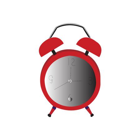 edema: Alarm clock.