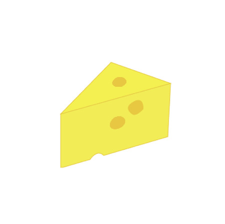 Vector cheese.