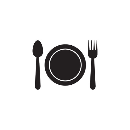 Utensil icon graphic design template 写真素材 - 116952992