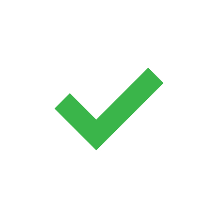 Approve icon graphic design template