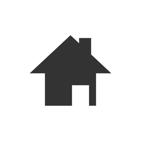 House icon design template vector isolated illustration