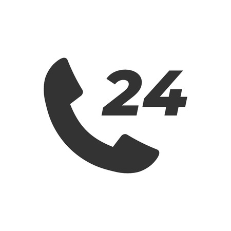 Customer support icon graphic design template vector illustration Stock Vector - 122876034
