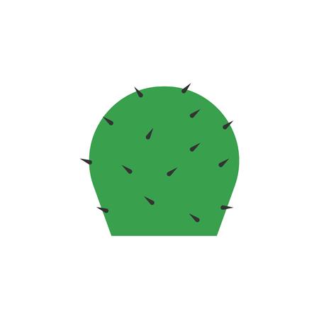 Cactus icon graphic design template vector illustration Stock Illustratie