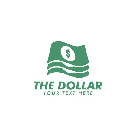 Dollar graphic design template vector isolated illustration  イラスト・ベクター素材