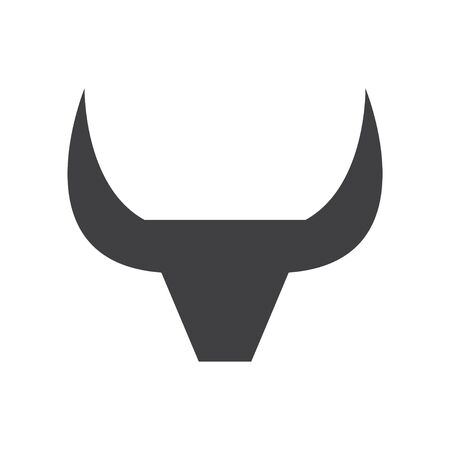 Taurus graphic design template vector isolated illustration