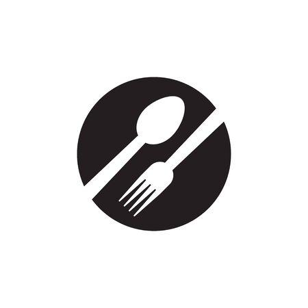 Restaurant graphic design template vector isolated Иллюстрация