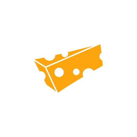 Cheese icon design template  isolated