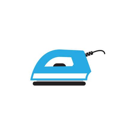 Iron icon design template vector