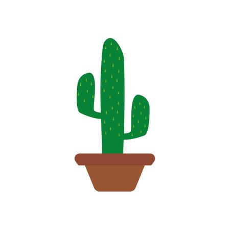 Cactus icon design template vector isolated illustration Zdjęcie Seryjne - 161247084