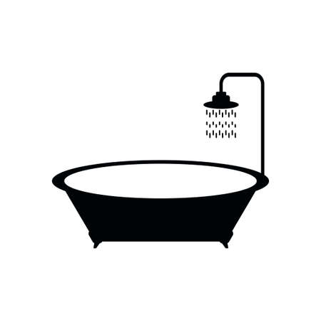 Toilet paper icon design template vector isolated illustration