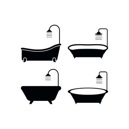 Seat toilet icon design template vector isolated Zdjęcie Seryjne - 161247635