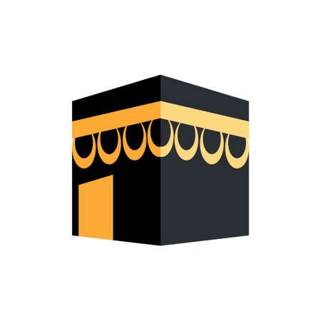 Kabah icon design template vector illustration