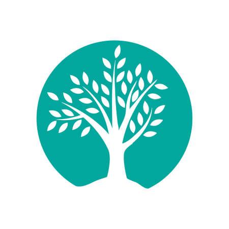 Tree icon design template vector 免版税图像 - 167124471