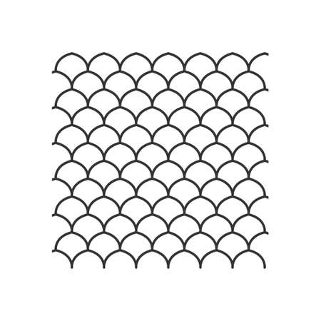 Fish icon design template vector Illusztráció
