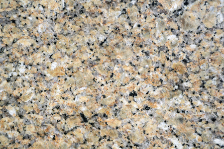 background, texture - yellow spottered granite surface