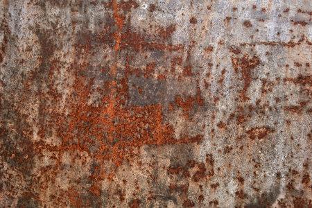 background, texture - rusty iron surface Archivio Fotografico