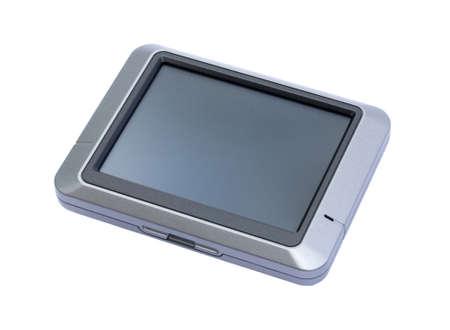 Car GPS navigation system Stock Photo