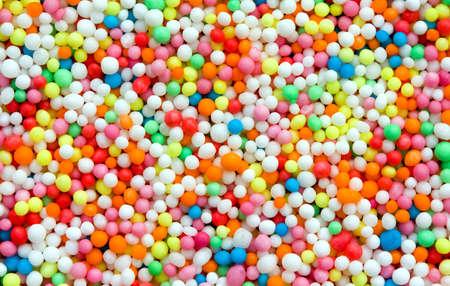 hundreds: Colorful candy background Stock Photo