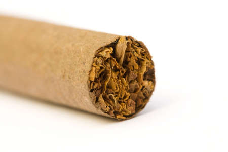 cigar closeup Stock Photo - 4879185