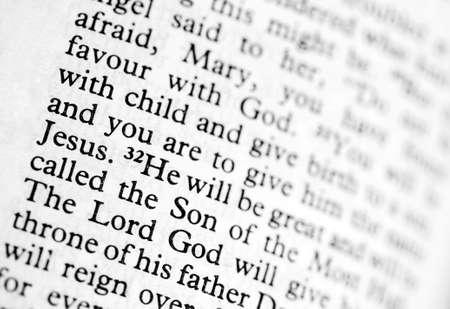 salmo: Luca versetto della Bibbia