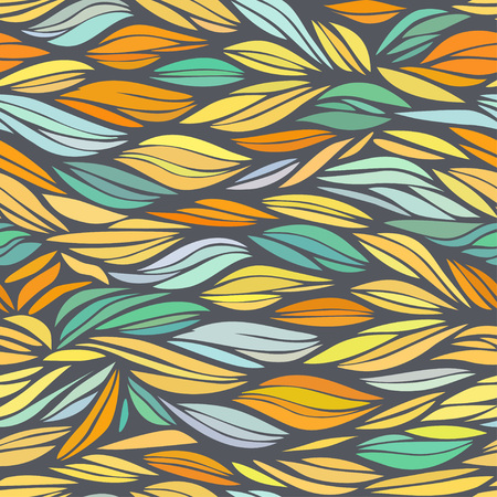 gray netting: vector seamless pattern with colorful waves, vector endless wallpaper