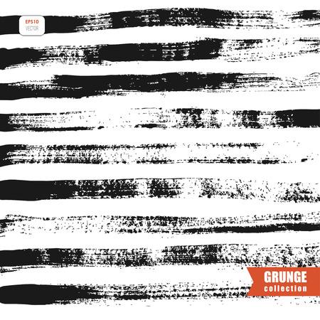 lineas horizontales: el fondo grunge con líneas horizontales en bruto