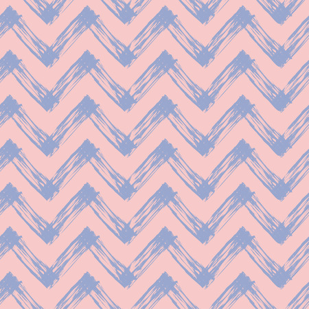 slovenly: abstract background with zig zag lines, vector seamless pattern in rose and purple colors Illustration