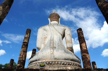 Sukhothai Historical Park is the UNESCO world heritage. Sukhothai Province, Thailand