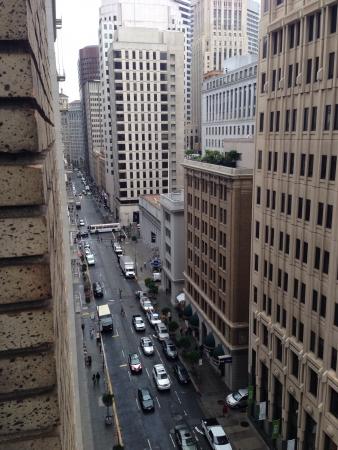 montgomery: San Francisco Pine Street  Montgomery