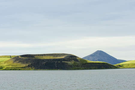 crater: Crater Lake Myvatn